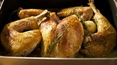 Fastest Roast Turkey by Sam Sifton
