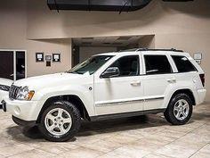 eBay: 2006 Jeep Grand Cherokee Limited Sport Utility 4-Door 2006 Jeep Grand Cherokee Limited 5.7L HEMI… #jeep #jeeplife usdeals.rssdata.net