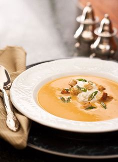 Sweet Potato and Green Apple Soup - didn't use rutabaga, should have ...