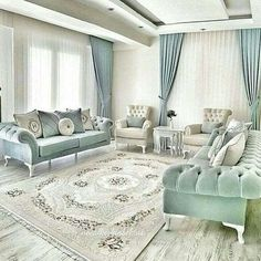 Who Else Wants To Learn About Grateful Stylish Layout Classy Living Room 5 - targetinspira Living Room Interior, Home Living Room, Living Room Decor, Bedroom Decor, Home Room Design, Living Room Designs, Home Decor Furniture, Luxury Furniture, Muebles Shabby Chic