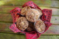Gluten-Free Apple Cinnamon Muffins |Gluten-Free Goddess® Recipes