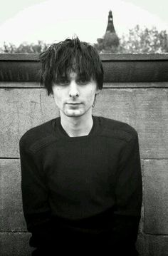 Long haired Matthew Bellamy - Muse