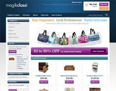 Magik Classi is a Magento theme specifically built for stores that are selling home improvement products i.e. Furniture, Home Electronics, Home Apparel or any other types of home furnishing equipments online.