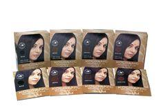 Banish gray hair with regular use of Kolganic Henna Hair Color!
