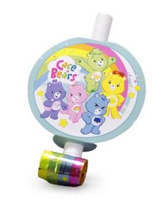 Care Bears Happy Days Party Favor Blowouts