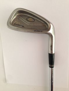 Cobra King Cobra Oversize Single Iron Golf Club 9 iron Steel Shaft - RH #KingCobra