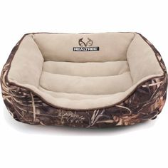 Realtree Max 4 Camo Pet Bed (small), 21 in. x 25 in.