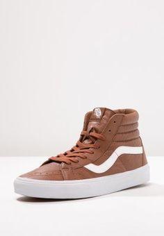 Lässige Skatermode kann prima in deinen Alltag integriert werden. Vans SK8 REISSUE - Sneaker high - tortoise shell für 49,95 € (15.01.16) versandkostenfrei bei Zalando bestellen.