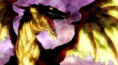Igneel-  is a Dragon known as The Fire Dragon and The Flame Dragon King, and is the foster father of Natsu Dragneel. ♥