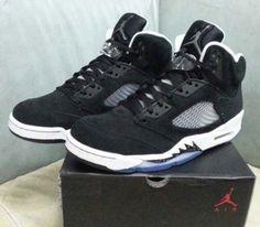 "online retailer 58c87 45997 Air Jordan V ""Oreo"" (Listopad 2013) – Zdjęcia"