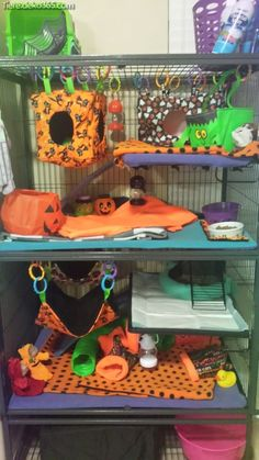 Ideas for diy dog cage ferrets Chinchillas, Ferrets Care, Baby Ferrets, Ferret Toys, Rat Toys, Pet Rat Cages, Pet Cage, Rat Cage Accessories, Pocket Pet