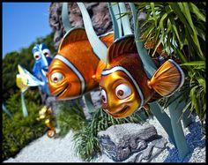 EPCOT Center - Nemo at the Living Seas