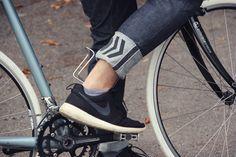 Resolute Bay is an urban cyclist brand, #bike #ride #cycle #cycling #roadcc #fixie #fixedgear #bikepolo #jeans #raw #rawdenim #japanesedenim #commuterjeans #reflective #safe #love #life