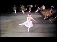 "Gelsey Kirkland at 23 years old in ""Giselle"".  She overcame anorexia and drug addiction at this time in her life as shared in her ""Dancing on my Grave"".  She now has a dance studio (Gelsey Kirkland Academy of Classical Ballet) in New York City with her husband Michael Chernov."