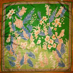 Vera Neumann scarf.