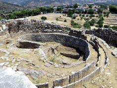 La mejor guía de Acropolis de Micenas