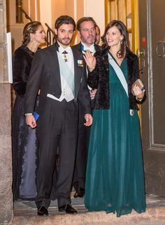 Prince Carl Philip and Princess Sofia of Sweden attend the Swedish Academy's formal gathering at the Stock Exchange in Stockholm, Sweden on December Princess Sofia Of Sweden, Princess Victoria Of Sweden, Princess Estelle, Princess Madeleine, Crown Princess Victoria, Crown Princess Mary, Prinz Carl Philip, Prins Philip, Style Royal