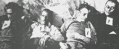 Eccidio di Argelato Morti    29 fascisti e presunti tali tra cui i fratelli Govoni uccisi in due distinte stragi. L'eccidio di Argelato avvenuto a Pieve di Cento, in provincia di Bologna, a guerra finita, fu l'esecuzione sommaria, compiuta da partigiani delle Brigate Garibaldi e preceduta da torture e sevizie, prima di 12 persone l'8 maggio 1945 e in seguito di altre 17 persone, tra cui i sette fratelli Govoni l'11 maggio 1945.