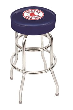 Show off your favorite sports team with this Boston Red Sox Bar Stool by Imperial USA. This bar stool will add the finishing touches to any Boston Red Sox Man Cave Bar and allow your friends and famil