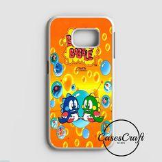 Bubble Bobble Arcade Retro Samsung Galaxy S7 Case   casescraft