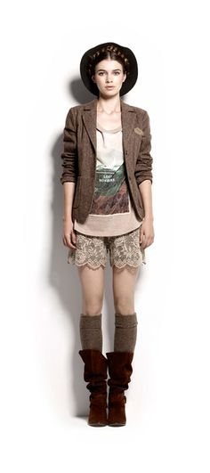 Aaaah, I so wanna have this outfit!