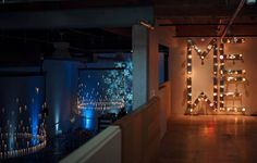 Canvas Event Space's loft doubles as a VIP lounge #versatile #eventspace #CanvasSODO #CanvasEventSpace  Stunning work by...  City Catering Company Shindig Events... See More