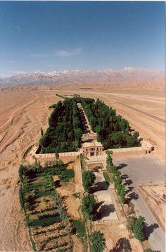 """""""Bagh-E-Shazdeh"""" means Prince Garden, Mahan, in Kerman, Province, IRAN"""