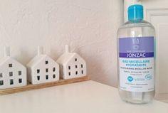 Eau micellaire hydratante Jonzac : mon eau thermale chouchou