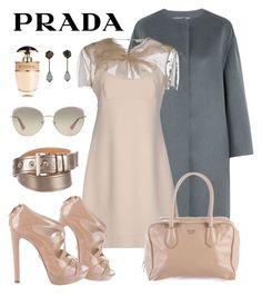 """Prada"" by keila-87 on Polyvore featuring moda e Prada"