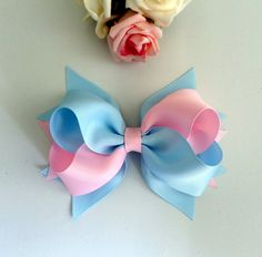 1 million+ Stunning Free Images to Use Anywhere Baby Hair Bows, Ribbon Hair Bows, Diy Flowers, Paper Flowers, Hand Embroidery Flowers, Daisy Girl Scouts, Making Hair Bows, Diy Bow, Boutique Bows