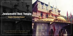The Jwalamukhi Devi Temple in Kangra is dedicated to Goddess Jwalamukhi. Referred to as the deity of flaming mouth, Goddess Jwalamukhi is an incarnation of Goddess Durga. The temple comprises of a mystic Yantra of the Goddess covered in shawls and ornaments, and the deity is offered a bhog of rabri, misri, seasonal fruits and milk. #TempleTrivia