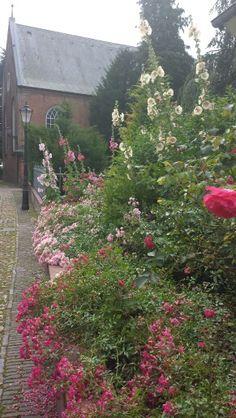 Garten vom Pfarrhaus