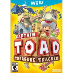 Shop for Captain Toad: Treasure Tracker (nintendo Wii U). Starting from Choose from the 2 best options & compare live & historic video game prices. Nintendo 3ds, Nintendo Store, Nintendo Switch Games, Super Mario Party, Super Mario Bros, Mario Kart, Instant Gaming, Xbox, Playstation