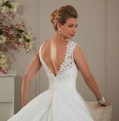 Bonny Bonny Bridal 403 Collection 2014 Wedding Dress $1,016