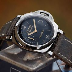 Pictoturo - paneraicentral: Lovely shot of the #Panerai...