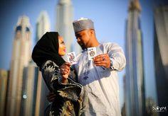 Queen & King   Aisha @eeshalloyd  getting married soon!  #BellaNaijaWeddings