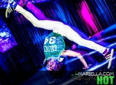 Aqwa Mist nightclub Marbella