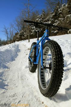 Surly Ice Cream Truck Trail Fatbike fat bike fatty steel symmetric symmetrical #fatbike #bicycle