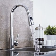In this step-by-step guide we explain how to fit new kitchen taps. Kitchen Mixer Taps, New Kitchen, Bathroom Taps, Step Guide, Sink, Luxury, Modern, Design, Home Decor