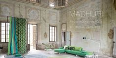 Designers Guild, London - Tricia Guild has been one of my favorites for a long time
