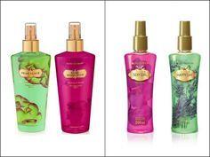 Hit: Fragrance Mist Victoria's SecretQuanto? A partir de U$ 14 no site da marca (aproximadamente R$ 56* valor relativo a abril de 2015). Alternativa: Body Splash PhytodermQuanto? A partir de R$ 13,99 em farmácias e perfumarias.