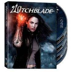 witchblade tv series - sigh...... why is it that anything I really like watching on tv - gets cancelled?