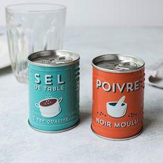 Sel Et Poivre Salt And Pepper Set