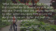 Microsoft Innovative Educator Experts - Microsoft in Education