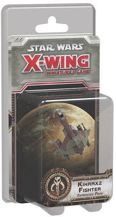 Kihraxz Fighter (expansion) 7.9 BGG rating.
