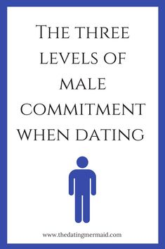 The 3 levels of male commitment when dating. Are you unsure how committed the man you are dating is? This blog may help. If you are looking for love with the right man then only invest your time and emotion in men who are fully interested. #datingblog #singlewoman Dating Blog, Dating Memes, Dating Quotes, Quotes Quotes, Sites Online, Online Dating, New Relationships, Relationship Advice, Unsure Love Quotes