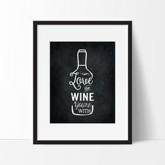 Eat & Drink Printables Chalkboard Art by LittleWebWritingHood Wine Art, Chalkboard Art, Food Art, Printables, Art Prints, Handmade Gifts, Kitchen Backsplash, Crafts, Bon Appetit