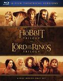 Middle-Earth Theatrical Collection: 6-Film Theatrical Versions [Blu-ray] [6 Discs]