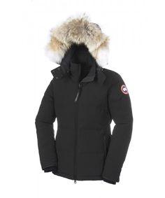 CANADA GOOSE CHELSEA PARKA WOMEN Black 3804L