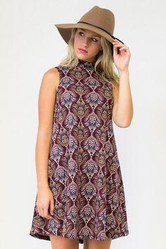 Victorian Vallar Sleeveless Dress